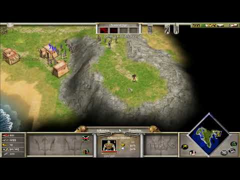 Age of Mythology The Titans - Deel 2 - De piraten sterven!