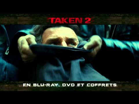 TAKEN2 en DVD et Blu Ray collector streaming vf