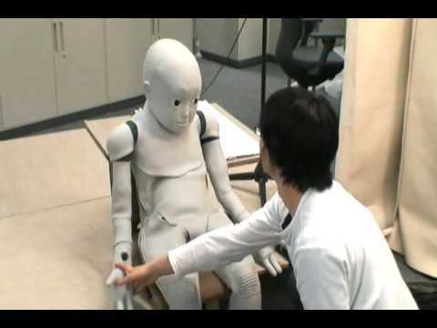 Child-robot With Biomimetic Body (CB2)