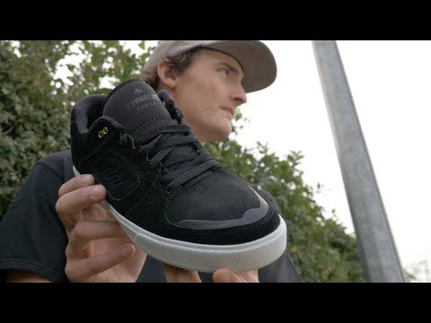 Sidewalk Skate 100 2017: Emerica 'Reynolds G6' with Joe Hinson.
