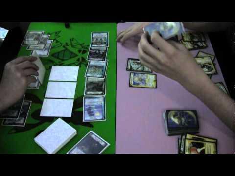 Duel Masters - Ballom Swap (EP) vs Alcadeias (James) Full Match