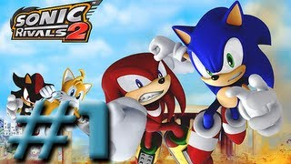 Rivals - [PSP] Sonic Rivals 2 Walkthrough Part 1
