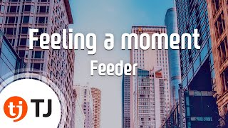 Watch Feeder Feeling A Moment video