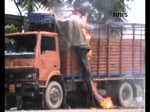Assam-Nagaland Border Violence Gogoi Seeks Cbi Probe