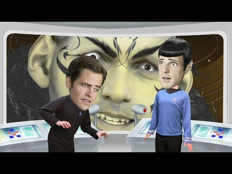 STAR BLARG [Paródia MAD - Star Trek]