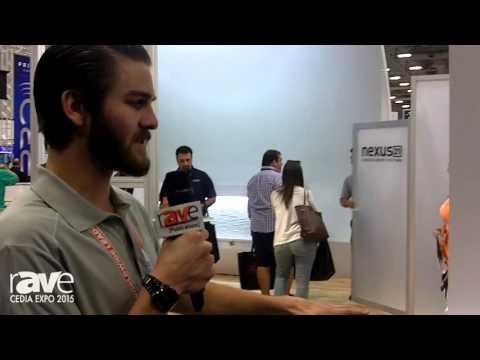 CEDIA 2015: Nexus21 Exhibits Its AL-250 Hidden Storage Lift
