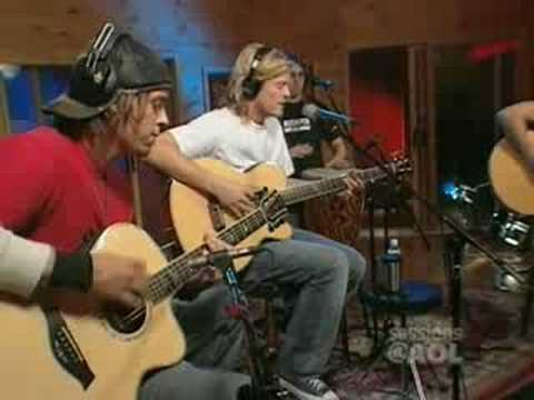 Puddle of Mudd 'Blurry' (Live)