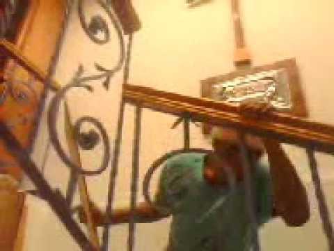 Como instalar una escalera de madera youtube - Como hacer escaleras de madera ...