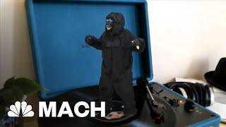 Startup 8i Is Bringing Holograms To The Masses | Mach | NBC News