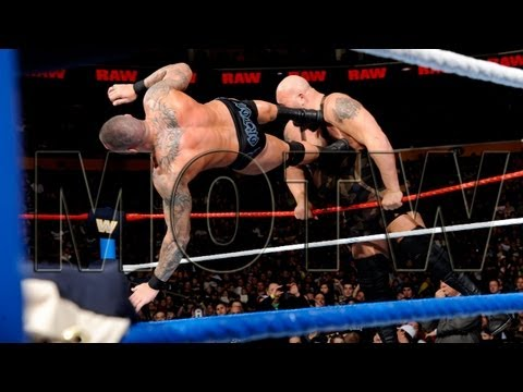 Full-length Match - Raw 2013 - Randy Orton Vs. Cm Punk Vs. Big Show Vs. Sheamus video