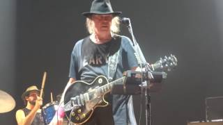 Watch Neil Young After The Garden video