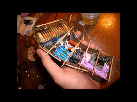 Как из шокера сделать электроудочку 971
