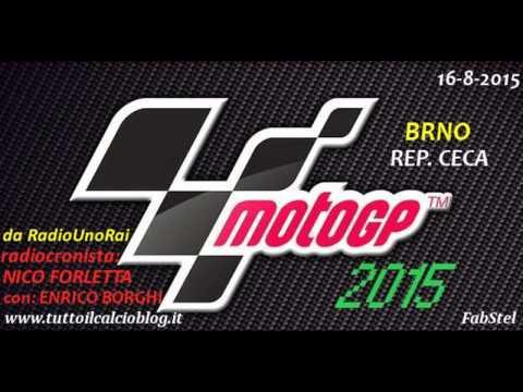 MotoGp alla radio: Repubblica Ceca 2015