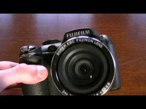 Review: Fujifilm FinePix S4200 Digital Camera
