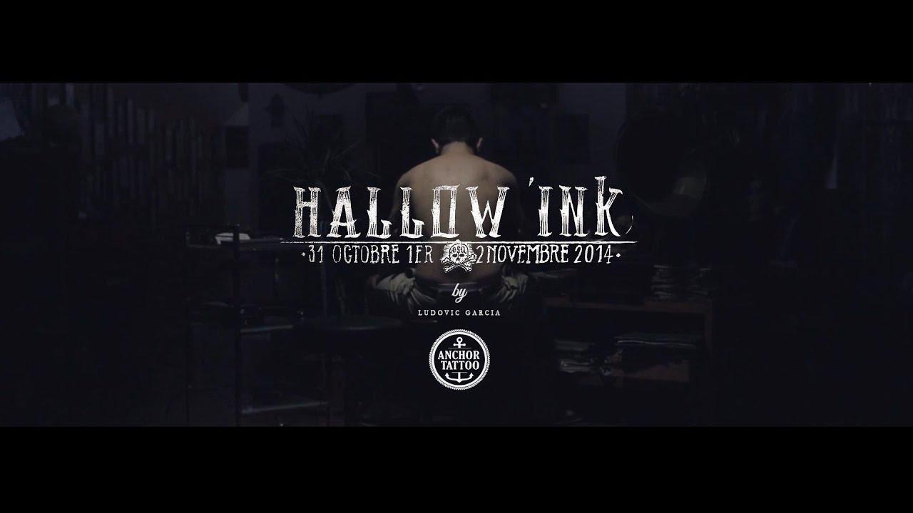 Hallow 39 ink salon du tatouage perpignan 2014 youtube - Salon du taf perpignan ...