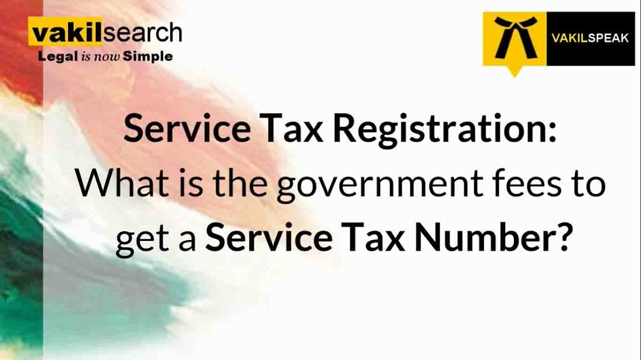 What is a registered service for Service registry
