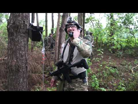 Airsoft Skirm Tigerland 29 April 2012