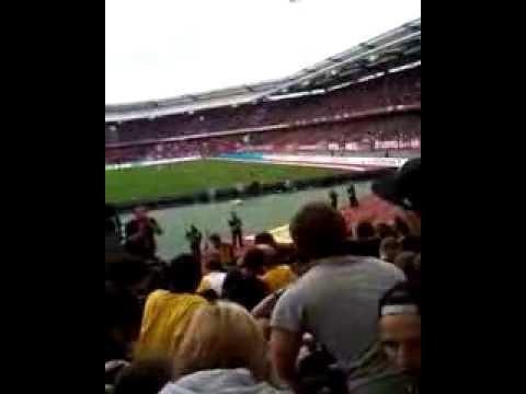 1. FC Nürnberg vs Borussia Dortmund - 1:1 - Ballspielverein Borrussia aus Dortmund 21.09.13