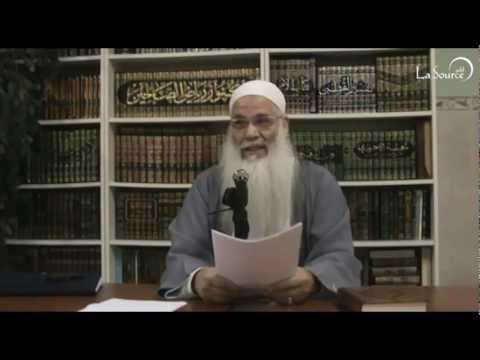 Cheikh Abou Chayma - Al-Aqîda Cours 034 - Explications des Noms et Attributs d'Allah 03