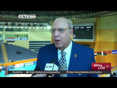 24 teams to take part in volleyball championships in Egypt