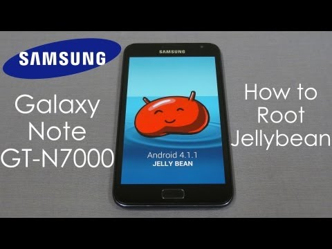 How to Root a Galaxy Note (GT-N7000 running Jelly Bean) - Cursed4Eva.com