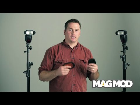 MagMod Speedlite Modifiers - Fstoppers