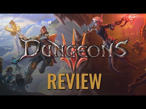 Dungeons 3 Review - A Simulation/Management/RTS Game