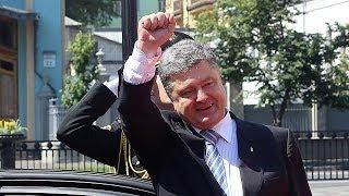 Ucraina: il piano di Porosheko, decentramento e amnistia nell'est