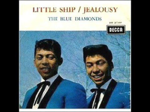 Blue Diamonds - Little Ship