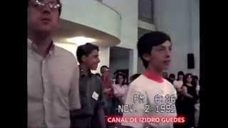 Crisma em Piraí do Sul 1992