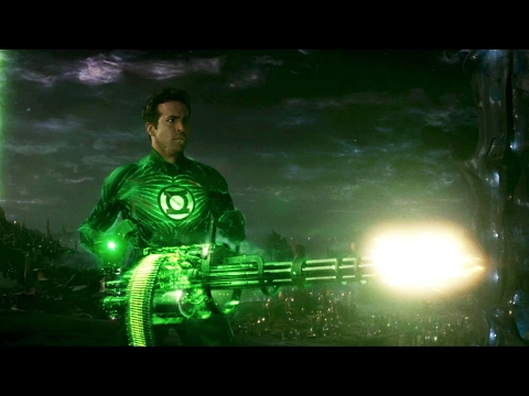 Hal Jordan vs Kilowog & Sinestro  | Green Lantern Extended cut thumbnail