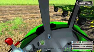 Deutz, tractor, used, night, mod, mods, cultivating, John, Deere, JD, dirty, dirt