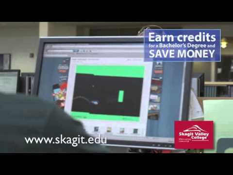 Enroll at Skagit Valley College