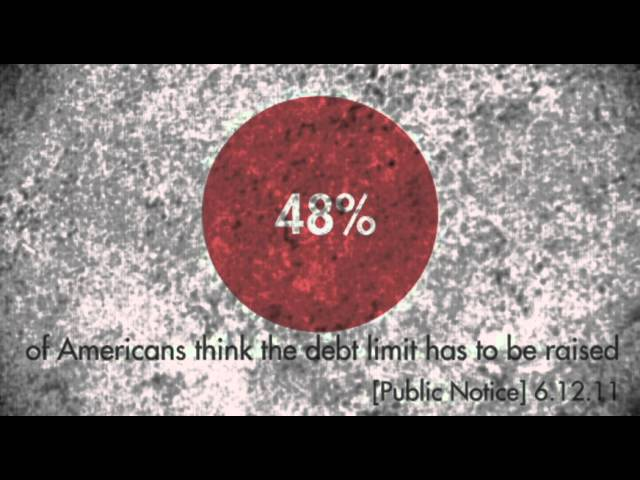 Public Pulse: What Do Americans Really Think about the Debt Ceiling and Government Spending?