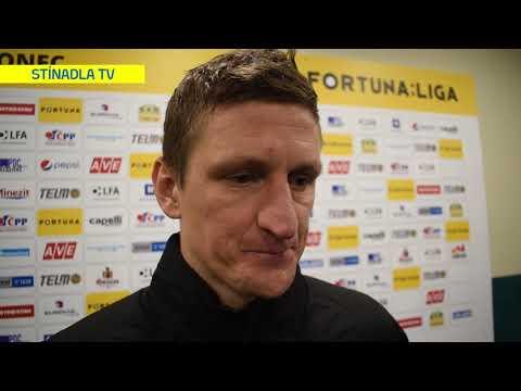 Rozhovor s Tomášem Grigarem po zápase v Jablonci (25.10.2019)