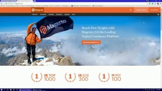 How To Install Magento On Localhost/Live Web Server