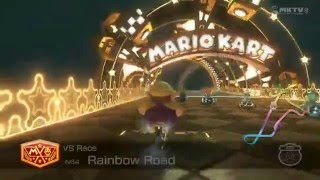 The Only Time I Pick & Enjoy N64 Rainbow Road - Mario Kart 8
