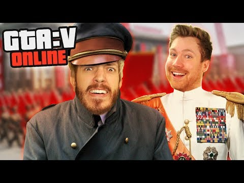 How To Be A Dictator | GTA 5 Online Playlist