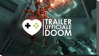 DOOM - Official Trailer Modalità Campagna - ITA - PC, PS4, Xbox One
