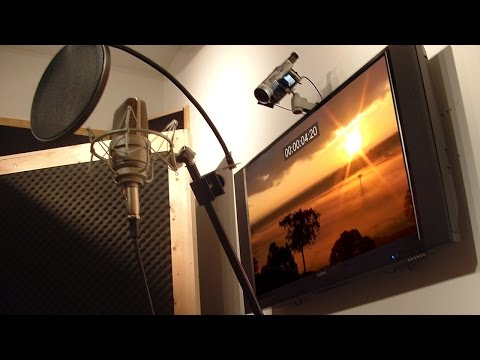 I will create professional podcast audio with voice, music and fx