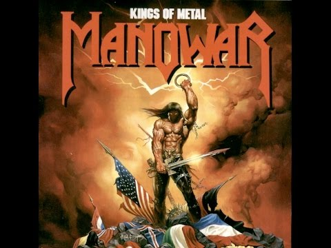 Manowar - Heart Of Steel