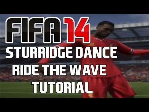 FIFA 15 & 14 STURRIDGE DANCE