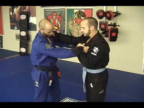 www.CombatSports.com How to do a Flying Armbar w/ Lucky Gi