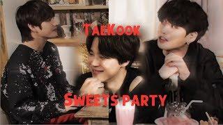 [TaeKook] Jimin teases VKook [Рус.Саб]