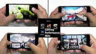 Xiaomi Mi 4c Gaming Performance Test