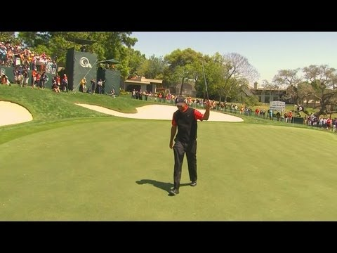 Tiger Woods wins the Arnold Palmer Invitational