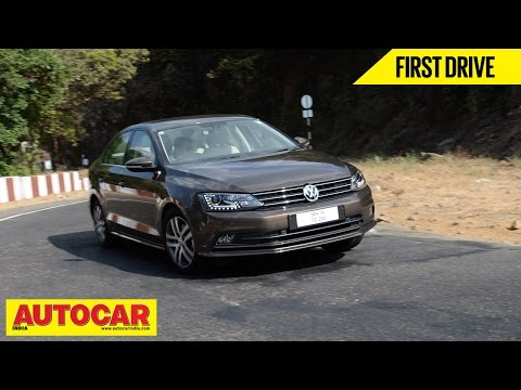 2015 Volkswagen Jetta | First Drive | Autocar India