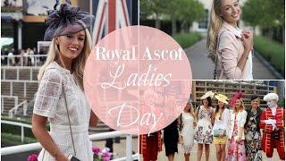 A Girls Day Out at Royal Ascot | Vlog & GRWM | Fashion Mumblr