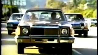 Mercury Monarch 'Mercedes Challenge' Commercial (1975)