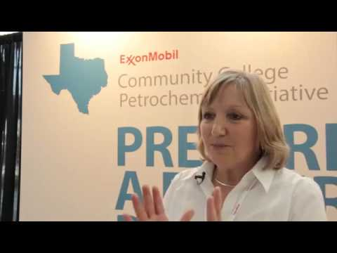 ExxonMobil Senior VP on Advancement Opportunities in Petrochem Industry